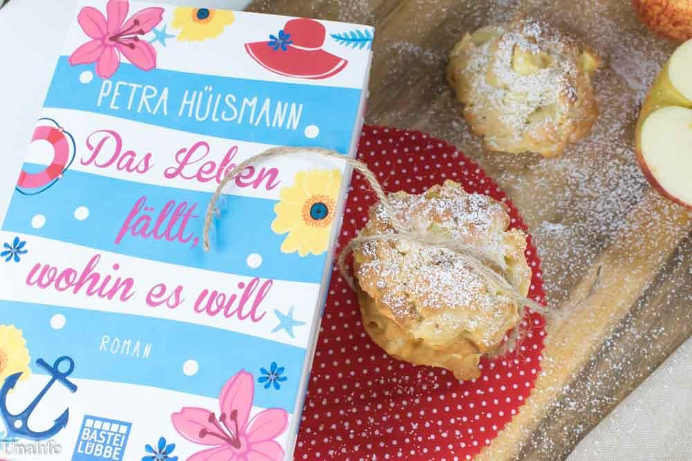 Apfelkekse Rezept und Petra Hülsmann, der neue Sommerroman