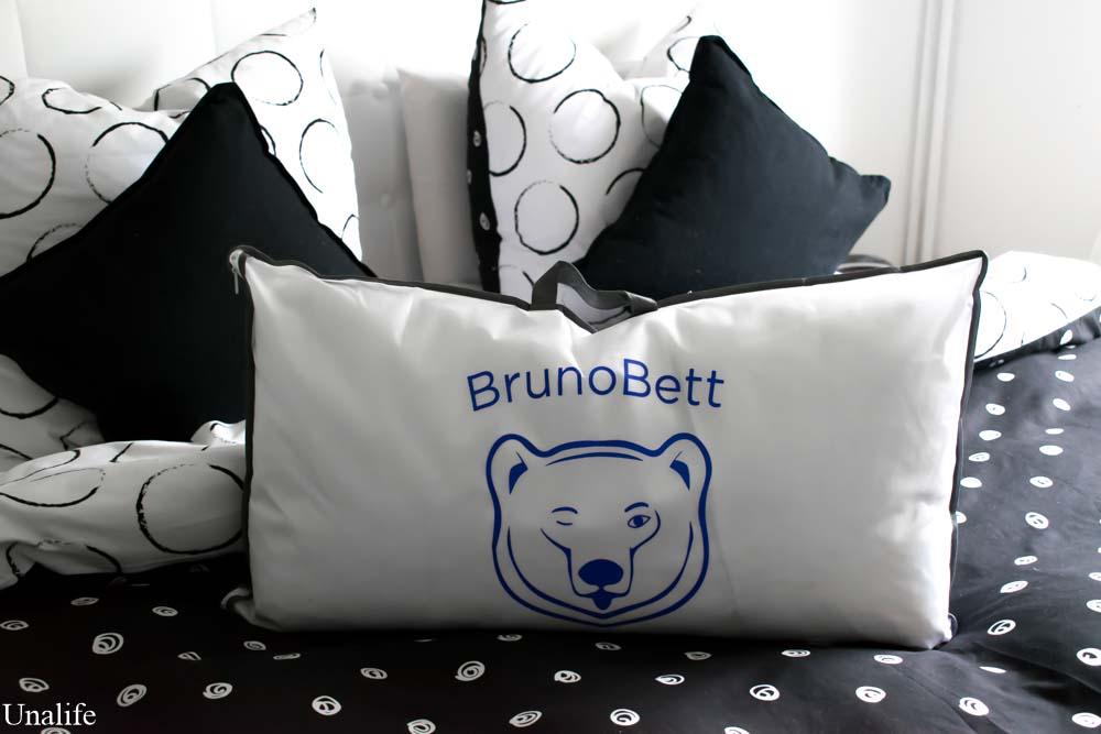 Bruno Bett Daunendecke