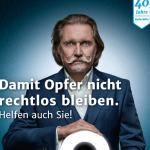 WEISSER RING – Opferhilfeverein mit Ingo Lenßen