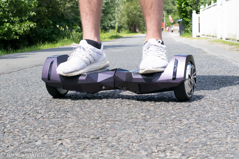 Hoverboard Erfahrungen