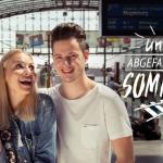 """""""Unser abgefahrener Sommer"""" 12 Herausforderungen mit der Deutschen Bahn"""