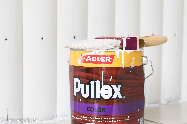 gartenhaus im neuen glanz mit adler holzfarben vorher nachher verlosung unalife. Black Bedroom Furniture Sets. Home Design Ideas