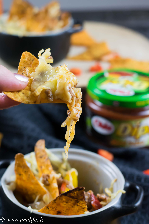 Salsa Party Auflauf mit Chio Tortillas