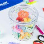 DIY: Ein Glas voller Glück – Erinnerungen im Weckglas
