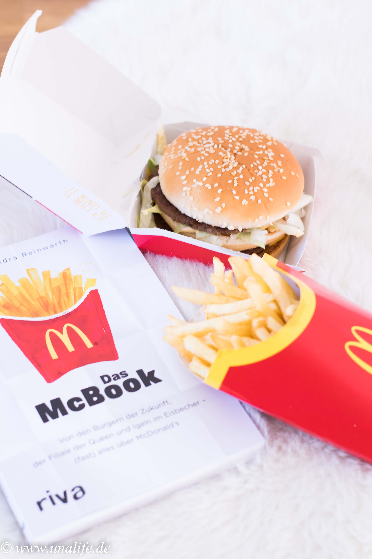 McBook - Buch über McDonalds