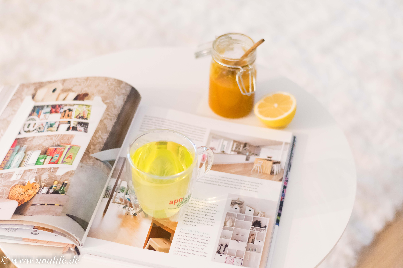 immunsystem st rken im winter hausmittel goldener honig mit hirsch apotheke unalife. Black Bedroom Furniture Sets. Home Design Ideas