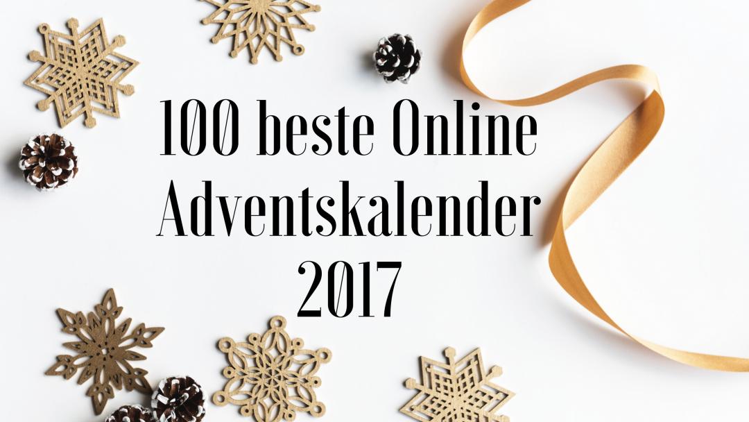 Beste Online Adventskalender