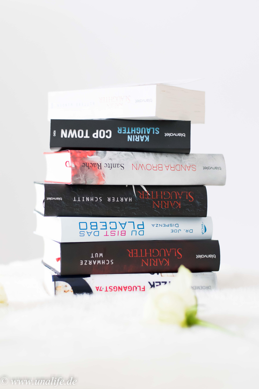 Flugangst 7! und Bücher des Monats Oktober