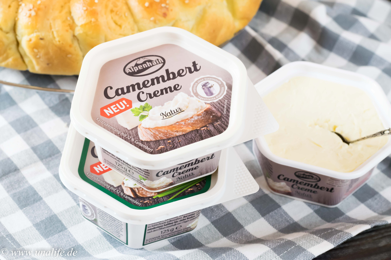 Camembert Creme von Alpenhain