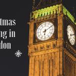 Weihnachten in London – Minitrip mit Stena Line