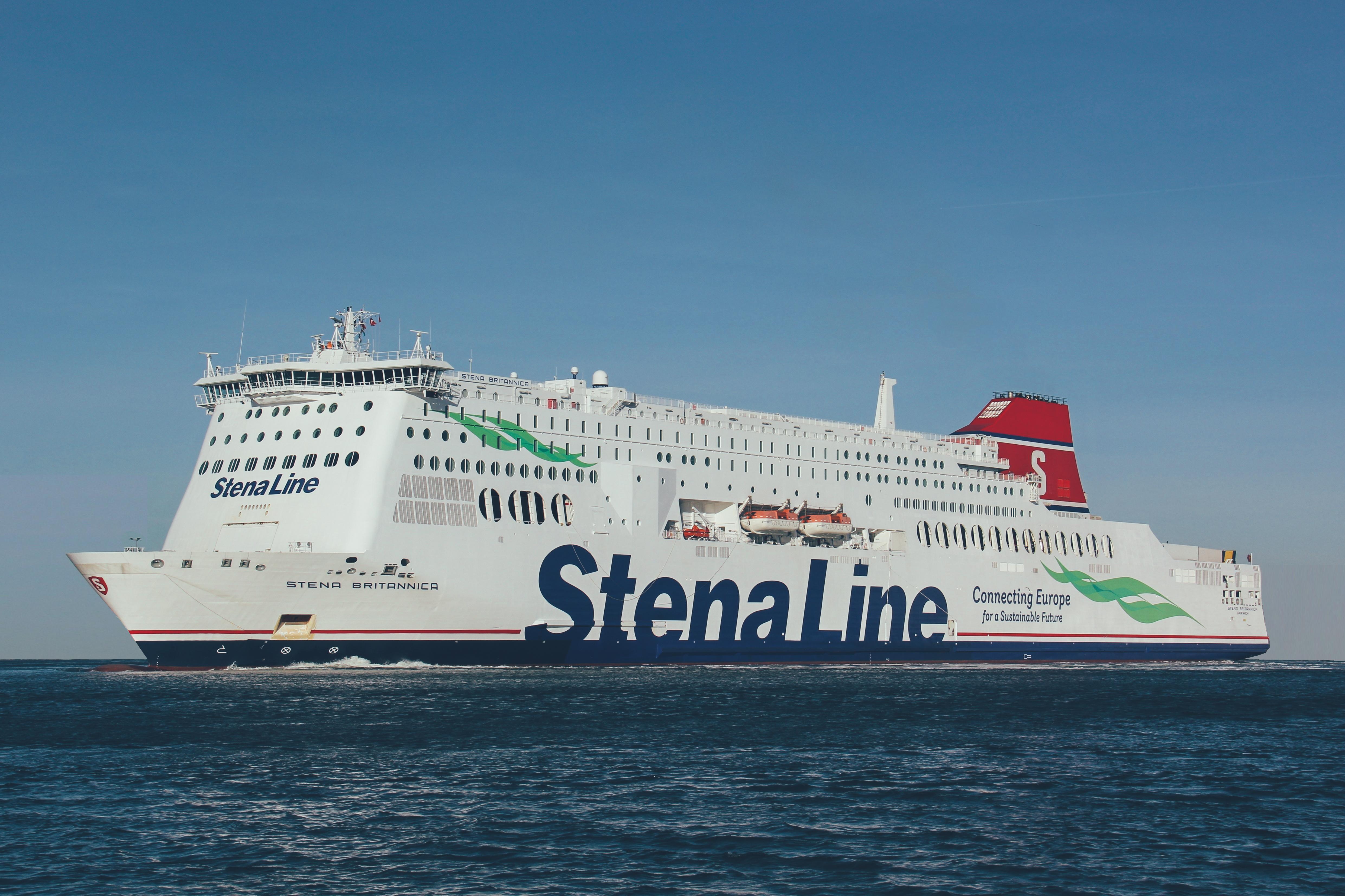 London mit Stena Line