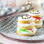 Schneemann Kekse – Weihnachtsbäckerei mit Krasilnikoff