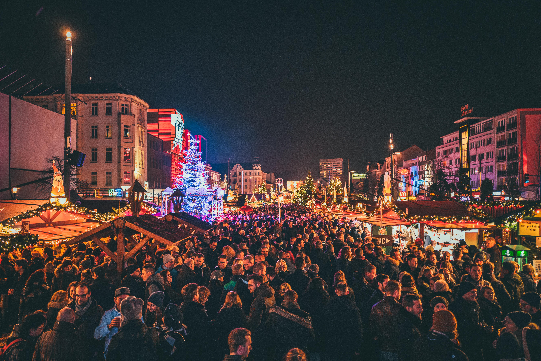 Weihnachtsmarkt auf dem Kiez