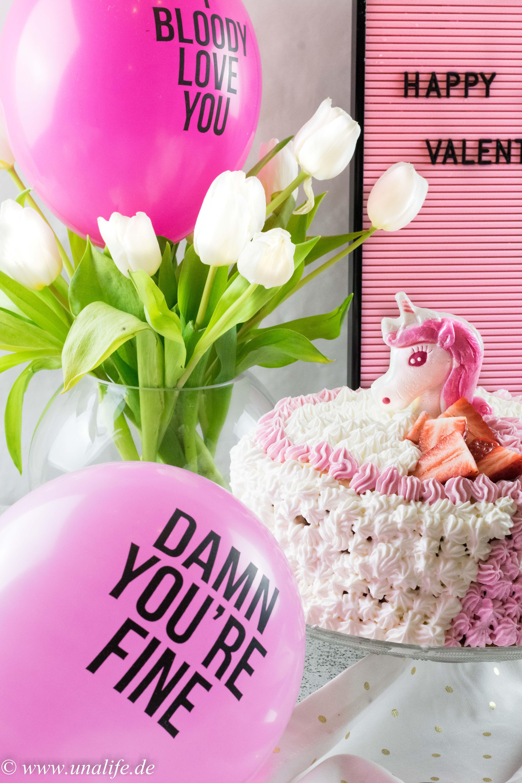 romantische Geschenke Valentinstag