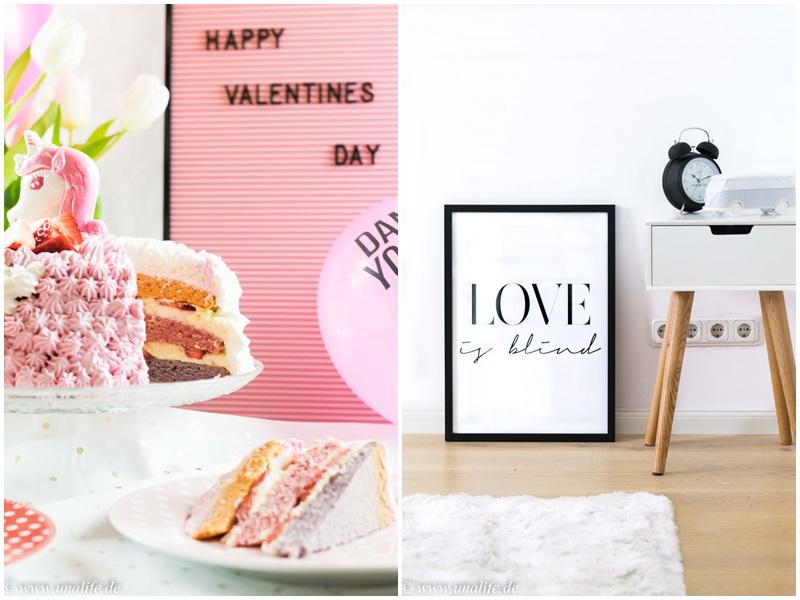 Valentinstag Torte Geschenke