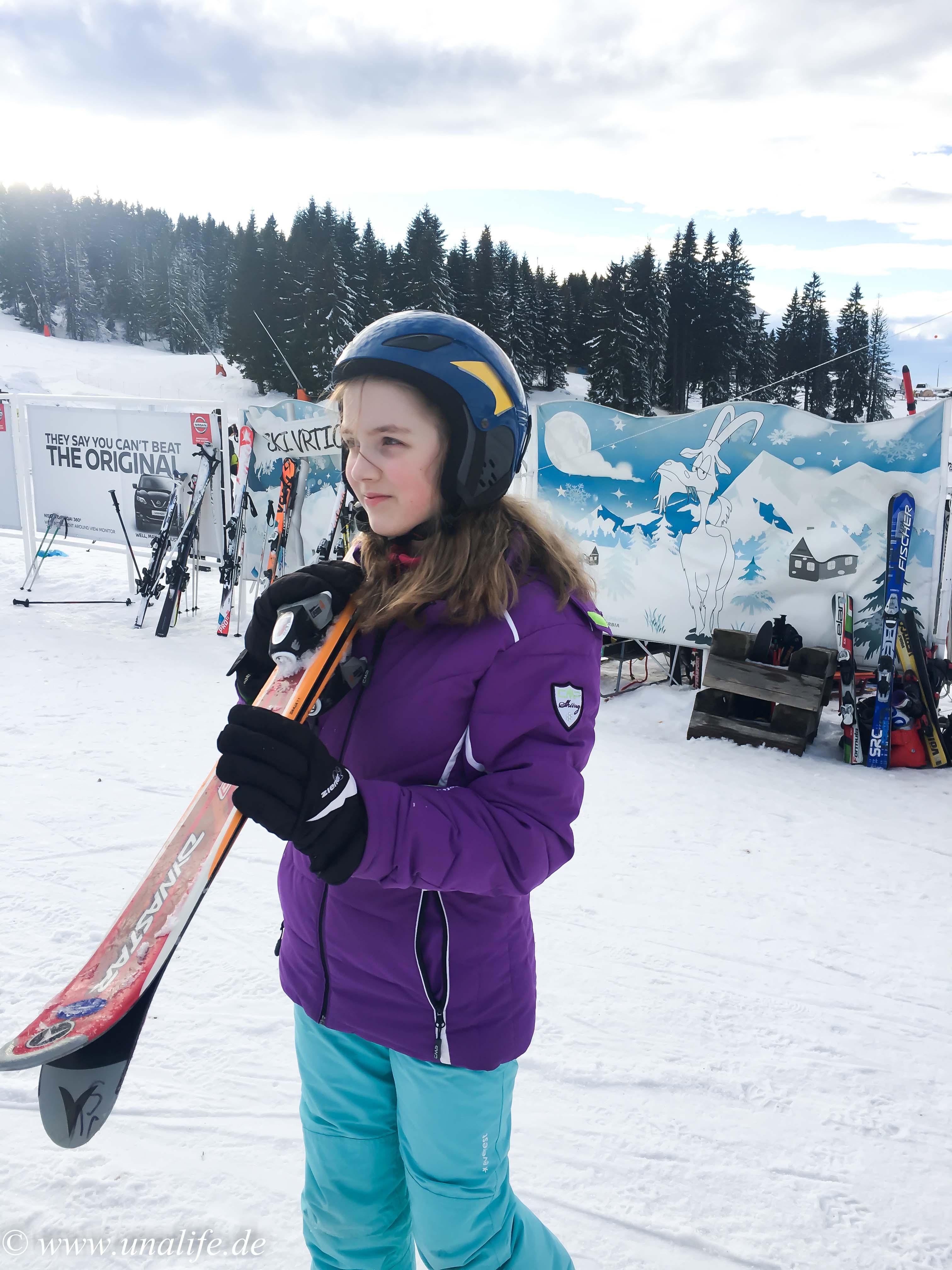 Skiurlaub mit Kindern Must Haves