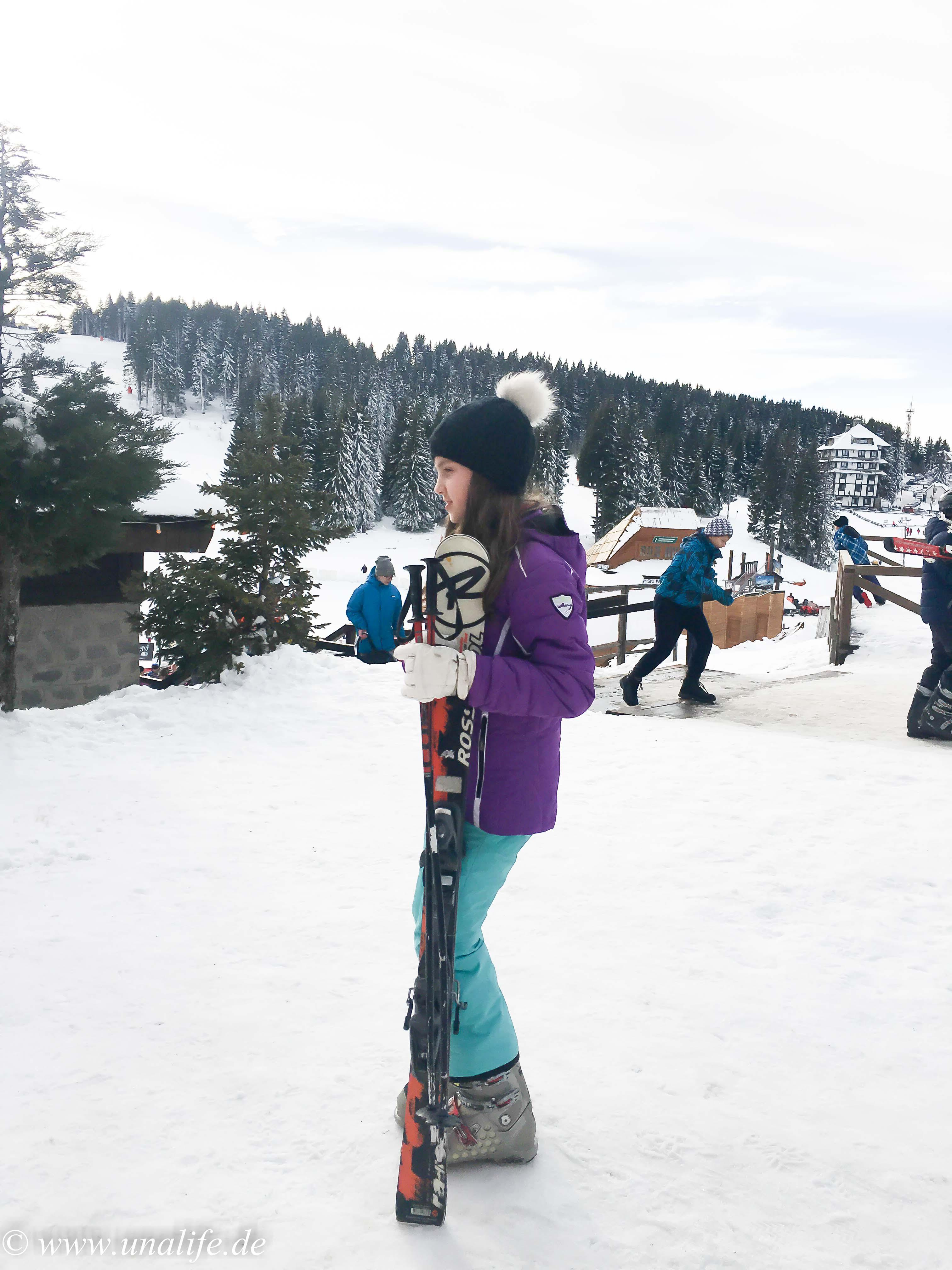 Skifahren mit Kindern Packliste
