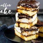 Marshmallow Cake – bester Kuchen mit 5 Zutaten!