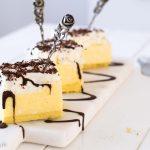 Schnelle Puddingschnitten – 20 Minuten Rezept