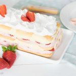 Sommerkuchen mit Erdbeeren – Zubereitung in 10 Minuten!