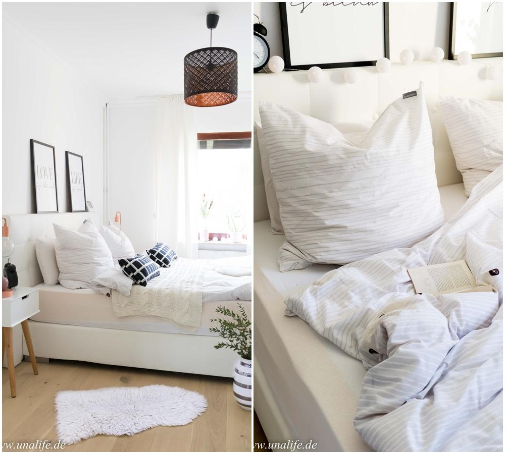 Was gehört ins Schlafzimmer und was nicht #meinschlafzimmer - Unalife