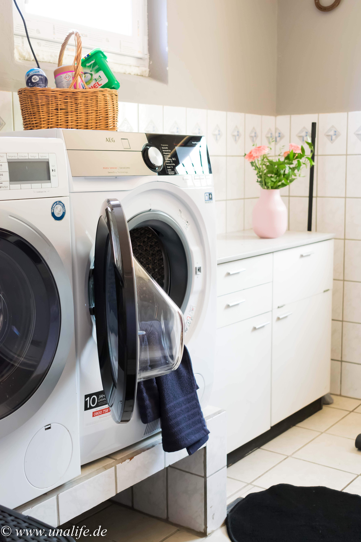 AEG Waschtrockner L9WE86605