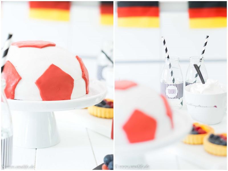 Torte Fußball WM
