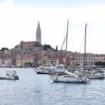 ROVINJ – die romantischste Stadt Kroatiens.