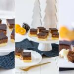 Jaffa CAKE Schnitten – Kuchen mit Orangen und SCHOKOLADE