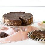 Schokoladigste SCHOKOTORTE überhaupt und in wenigen Minuten zubereitet!