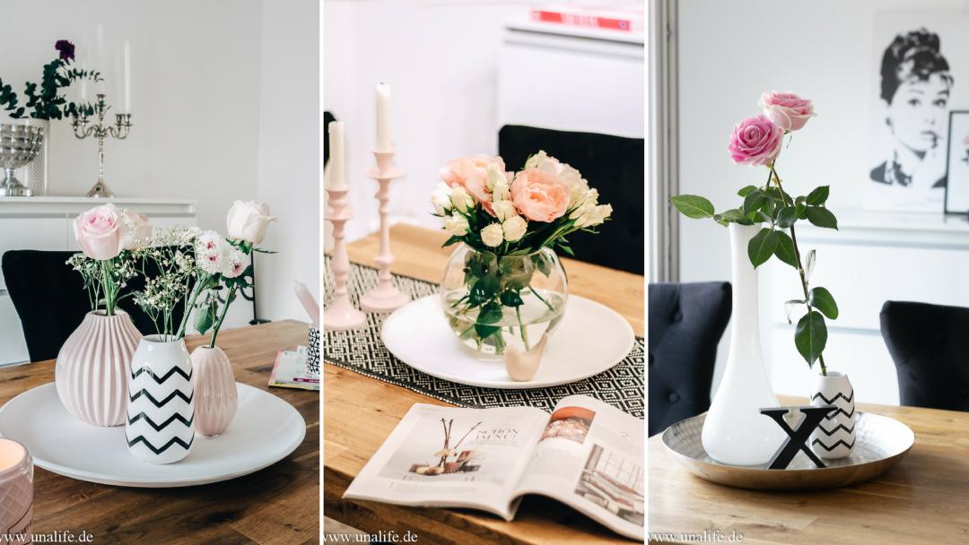Tischdeko Mit Blumen Hol Dir Fruhling Ins Haus Tipps Ideen