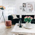 Zeit für Veränderungen – Neues Wohnzimmer und warum es gut ist zu wissen, was man will