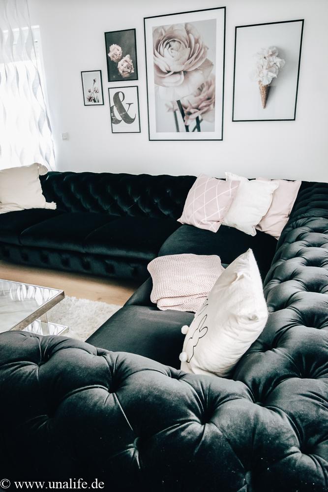 Wohnzimmer dekorieren