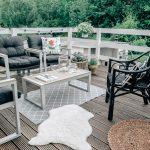 Mit einfachen Tricks eine gemütliche Terrasse gestalten