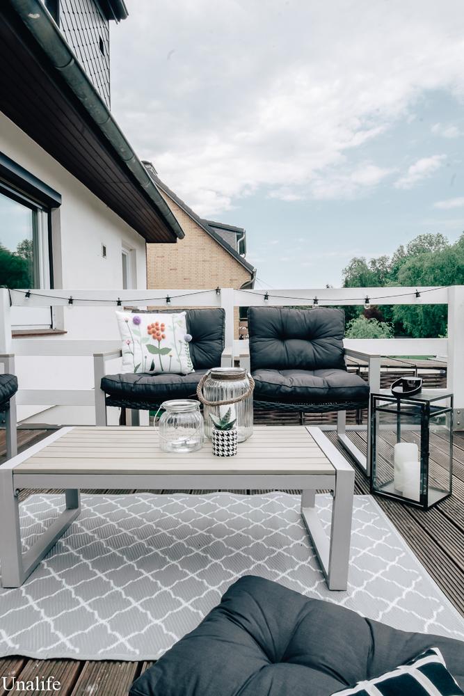 Terrasse gestalten