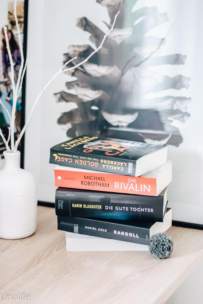5 Buchempfehlungen für den Herbst