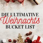 DIE ULTIMATIVE WEIHNACHTS-BUCKET LIST INKL. SCHUHE.DE ADVENTSKALENDER