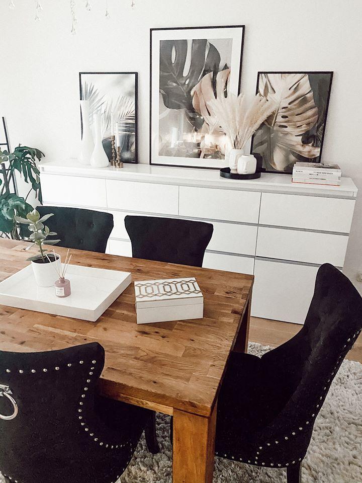 Sideboard dekorieren Tipps