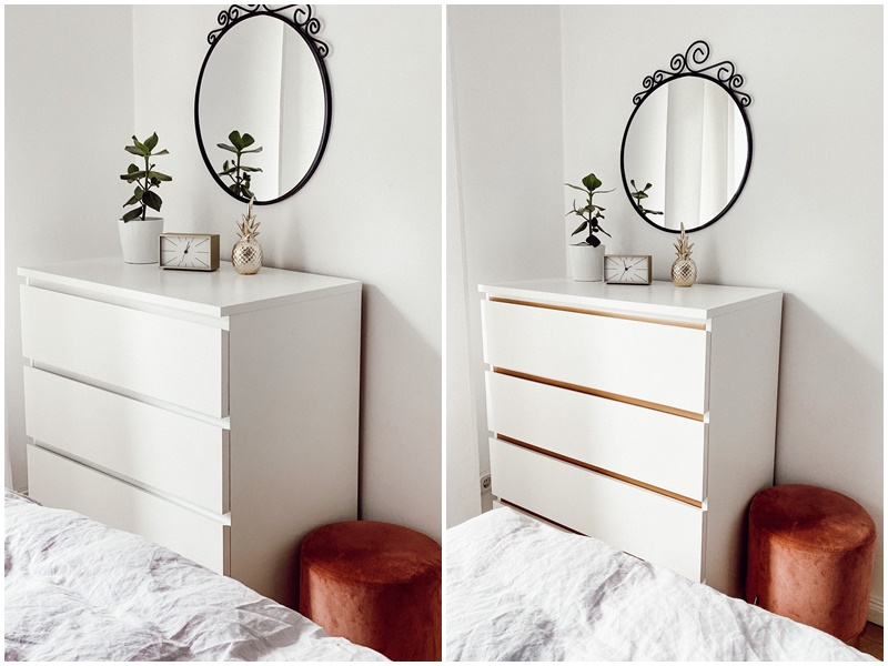 einfacher IKEA HACK Malm