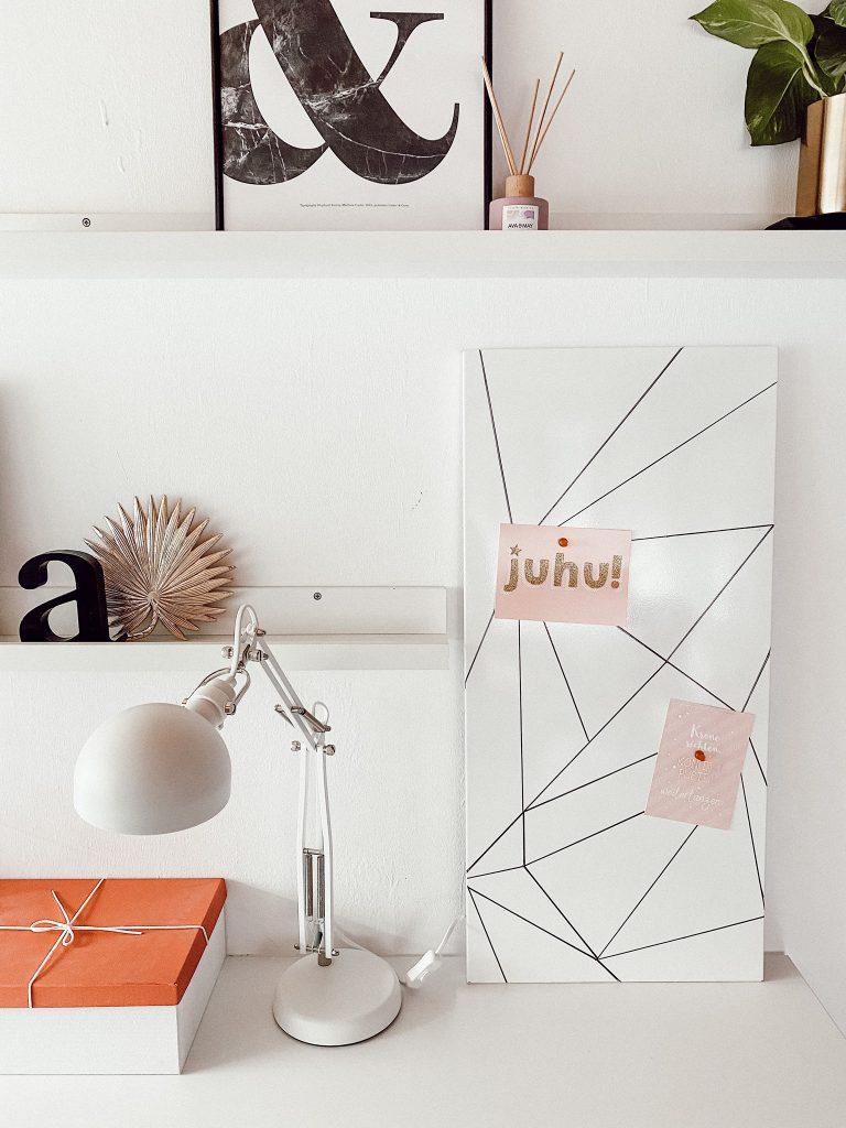 Ikea Hack Magnettafel SVENSAS