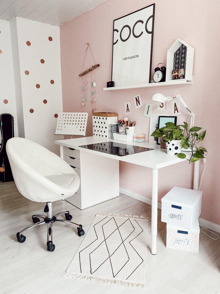Schreibtisch Kinderzimmer Ikea Hack