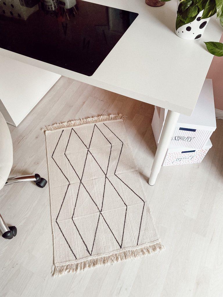 Ikea Hack Teppich Muster