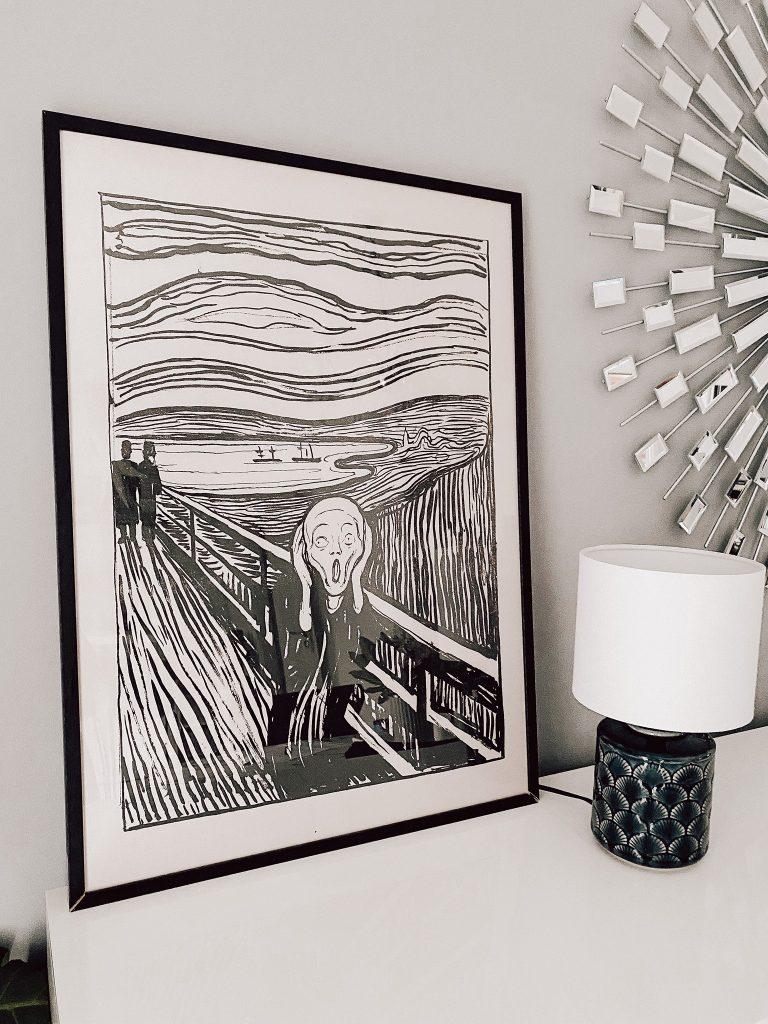 Schrei by Munch