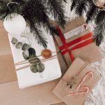 Geschenke verpacken – 3 wunderschöne und einfache Ideen