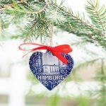 Handgemachter Weihnachtsbaumschmuck – etwas Besonderes für die Festtage