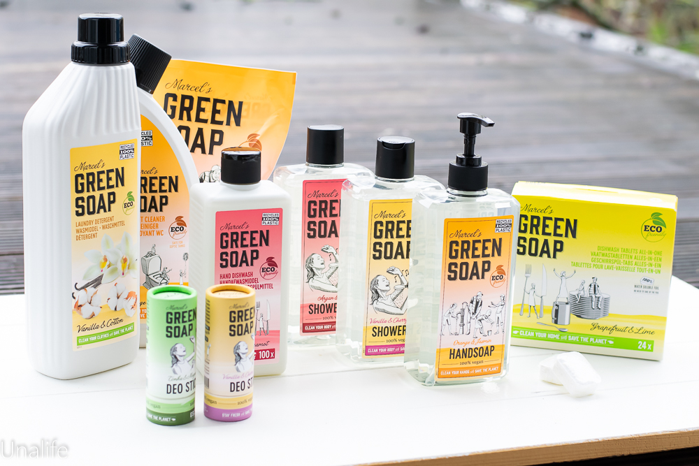 Marcel's Green Soap Produkte Erfahrungen