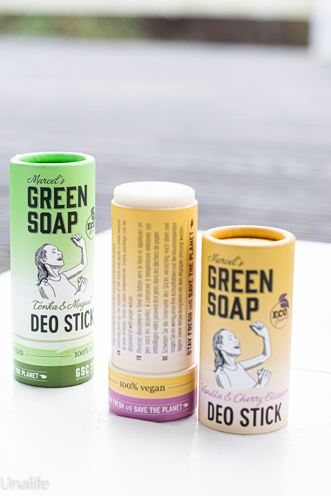 Marcel's Green Soap Deo Stick