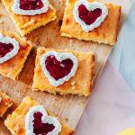 Valentinstag – Zitronenkuchen (schnell & lecker)