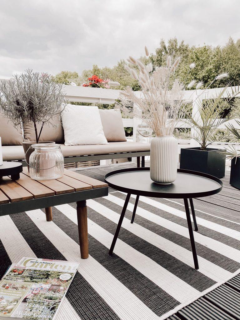 Deko Terrasse Garten Outdoor Dekoration