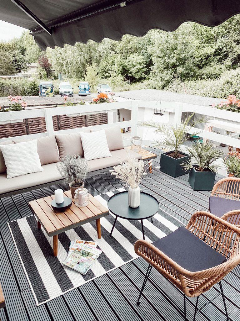 Terrasse Dekotipps